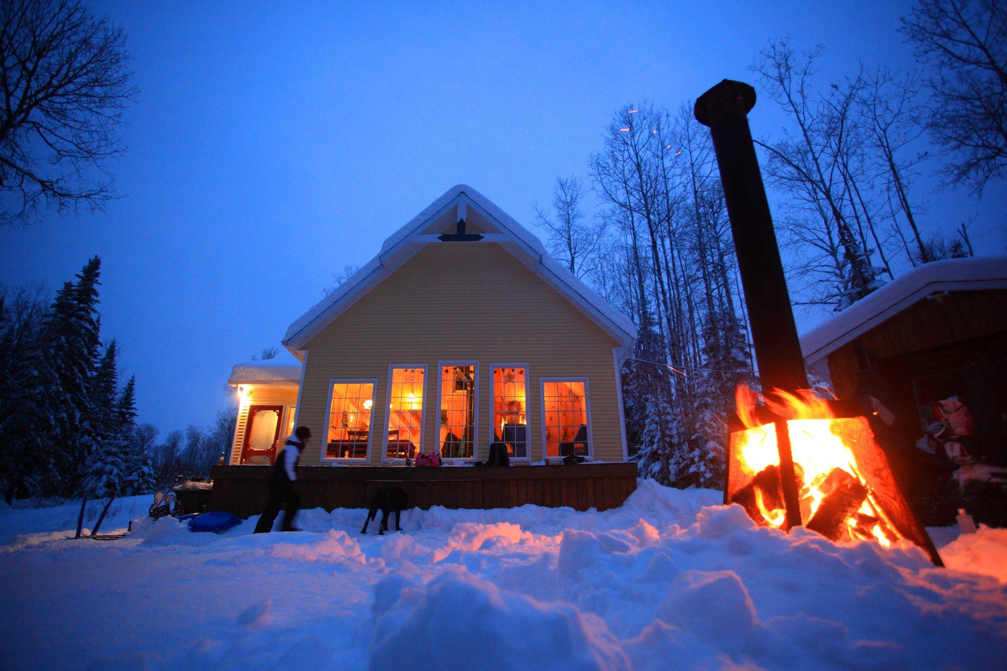 Winter pleasures